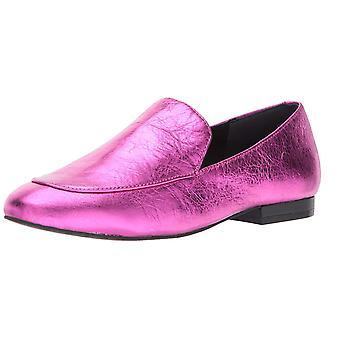 Kenneth Cole New York Womens Westley cuir ronde Toe mocassins