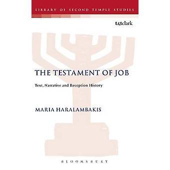 The Testament of Job by Haralambakis & Maria