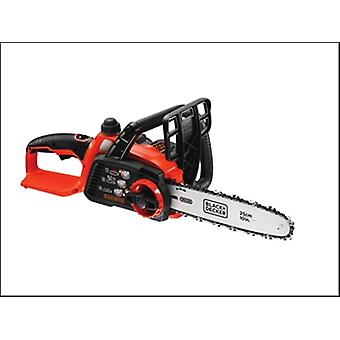 Black & Decker GKC1825L20 Cordless Chainsaw 25cm Bar 18 Volt 1 x 2.0Ah Li-Ion