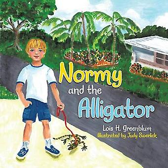 Normy and the Alligator by Greenblum & Lois H.
