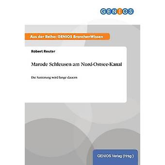 Marode Schleusen bin NordOstseeKanal von Reuter & Robert