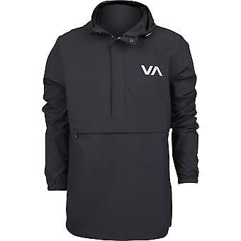RVCA Mens VA Sport VA Anorak pull veste - noir