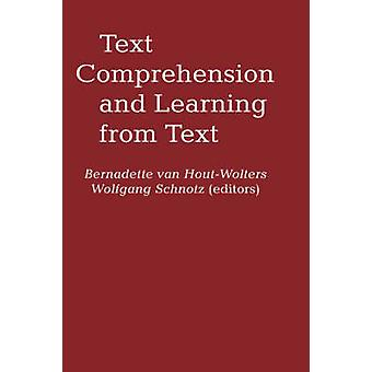 Text Comprehension and Learning by Hout & Wolters