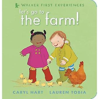 Let's Go to the Farm! by Caryl Hart - 9781406361933 Book
