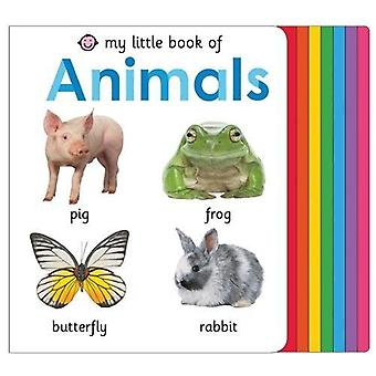 My Little Book of Animals by Roger Priddy - 9781783416561 Book