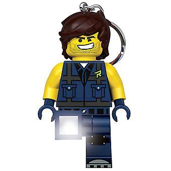 Lego Film 2 Rex Dangervest Schlüsselanhänger