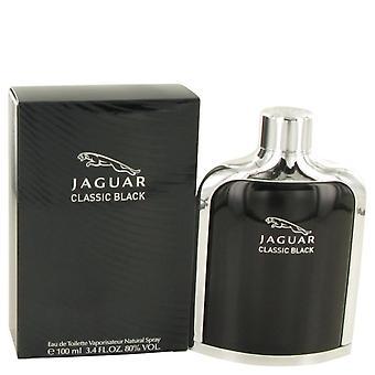 Jaguar Classic Black Eau De Toilette Spray By Jaguar 100 ml