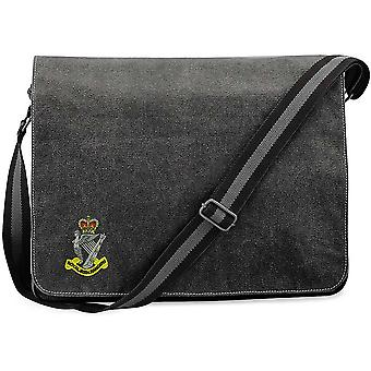 Royal Irish Rangers Colour - Licensed British Army Embroidered Vintage Canvas Unpatch Messenger Bag Royal Irish Rangers Colour - Licensed British Army Embroidered Vintage Canvas Unpatch Messenger Bag Royal Irish Rangers Colour - Licensed British Army Embroidered Vintage Canvas Unpatch Messenger Bag Royal Irish