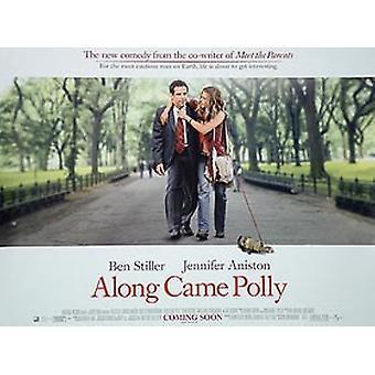 Along Came Polly Original Cinema Poster