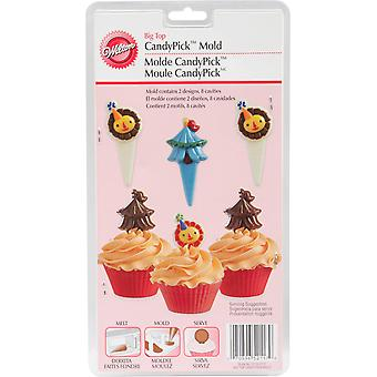Candy Picks Mold Big Top W52117