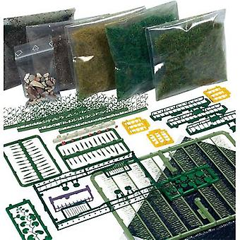 Busch 6043 H0 Starter Kit Floor design Forest & meadow