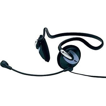 PC headset 3.5 mm jack Corded Trust Cinto HS-2200