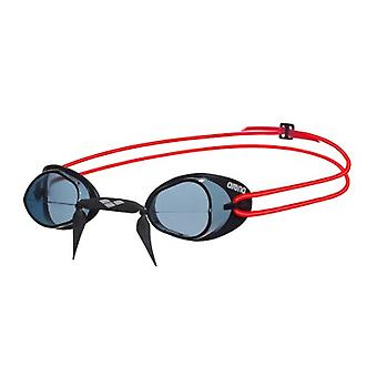 Arena Swedix Swim Goggle - Smoke Lens - Red Frame