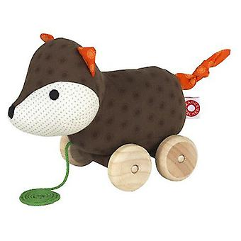 Franck & Fischer Ejner drag fox (Toys , Preschool , Babies , Push And Pull Toys)