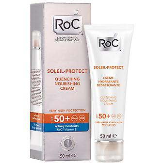 Roc Protect Soleil 50 Hydrating Creme 50 Ml