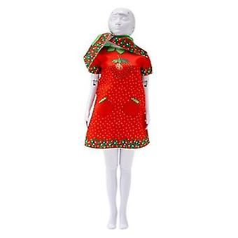 Dress Your Doll Twiggy Strawberry