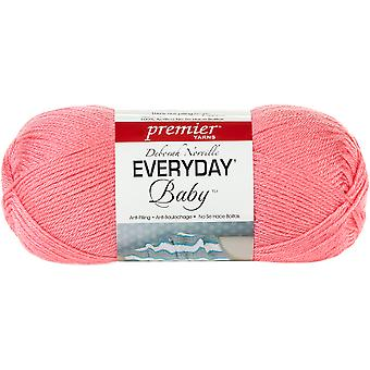 Deborah Norville Collection Everyday Baby Yarn-Coral DN101-04