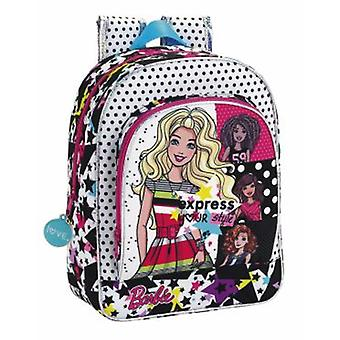 Safta Mochila Infantil Adaptable Carro Barbie You Can Be (Toys , School Zone , Backpacks)