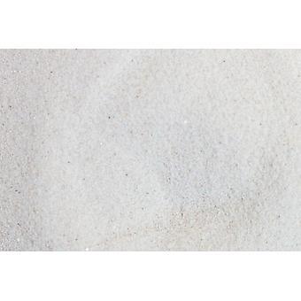 Roman Gravel White Quartz Sand  8kg