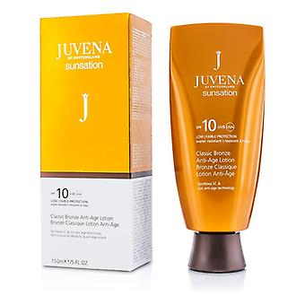Juvena Sunsation clásico bronce anti-Age loción SPF 10 150 ml/5 oz