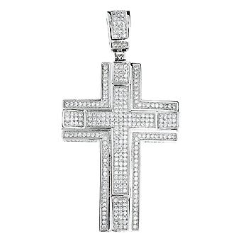925 sterling silver PREMIUM cross - XTREME