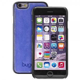 Bugatti ClipOnCover cover leather iPhone case Modena 6s 6 Sapphire