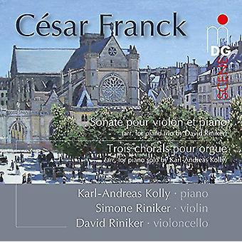 Franck - Sonata Violin & Piano [SACD] USA import