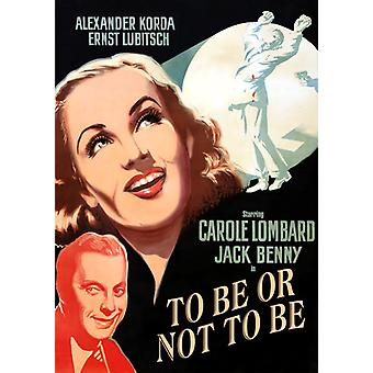 To Be or Not to Be [DVD] USA import