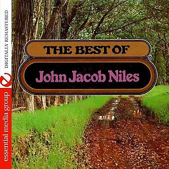 John Niles Jacob - Best of [CD] USA import