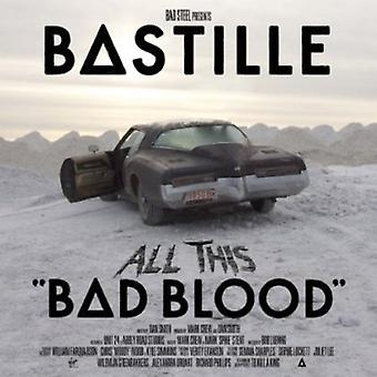 Bastille - All This Bad Blood [CD] USA import
