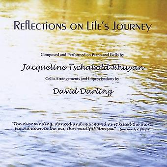 Jacqueline Bhuyan & David Darling - Reflections on Life's Journey [CD] USA import