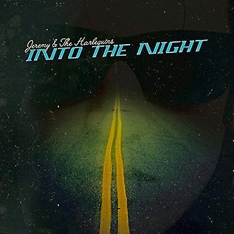 Jeremy & the Harlequins - Into the Night [Vinyl] USA import