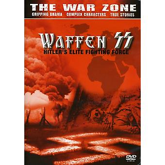Waffen Ss: Hitler's Elite Fighting [DVD] USA import