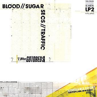 Gotobeds - blod / / socker / / SEK / / trafik (inklu [Vinyl] USA import