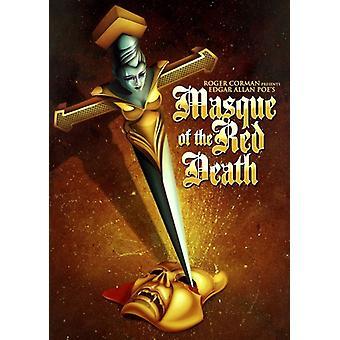 Masque des USA Red Death [DVD] import