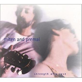 Deva Premal & Miten - styrken af en Rose [CD] USA import