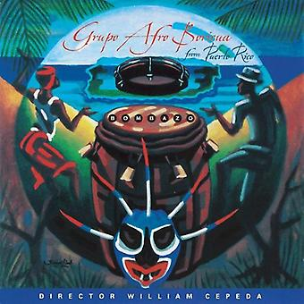 Grupo Afro Boricua - Bombazo [CD] USA import