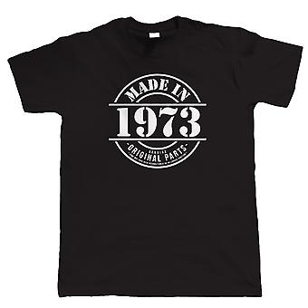 Made in 1973 Mens Funny T Shirt