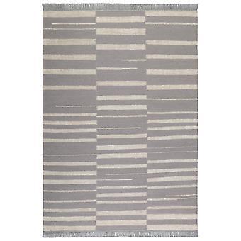 Patines marca alfombras 0009 03 por Co y alfombras en gris y azul hielo