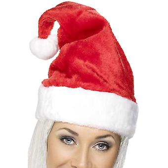 Santa Hat Santa Hat Luxury Plush Hat Christmas