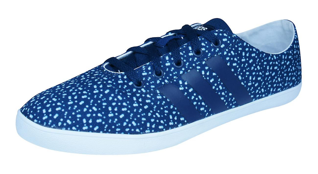 Womens Vulc Navy Adidas VS QT adidas Trainers Neo Shoes 1IUzUwqx