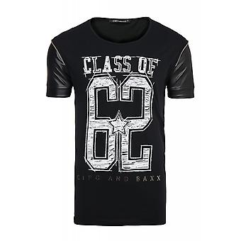 CIPO & Baxx class of 62 shirt men's T-Shirt black with image