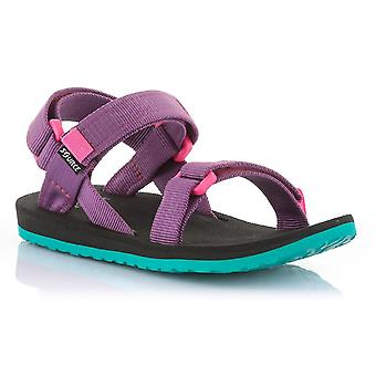 Kilde børn sandal urban lilla pink - 101093BX