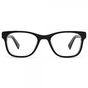 Hook LDN Rhapsody Glasses In Black On Clear