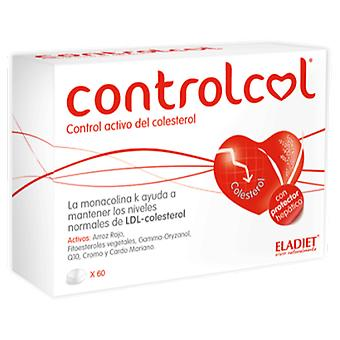 Eladiet Controlcol 60COMP. (Vitamins & supplements , Special supplements)