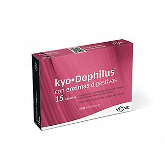 Vitae Kyo Dophilus capsules enzymes (Vitamins & supplements , Enzymes)
