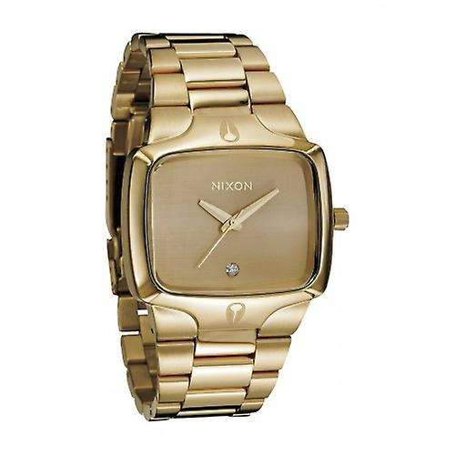 Nixon Player Watch - goud/goud