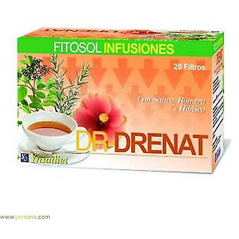 Ynsadiet Dr infusion Drenat 20 Envelopes (Herbalist's , Infusions)