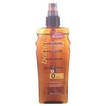Babaria Sun Oil Spray Coco F-0