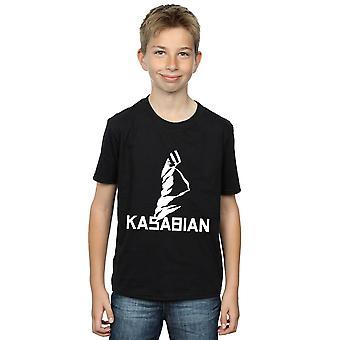 Kasabian gutter Ultraface Logo t-skjorte